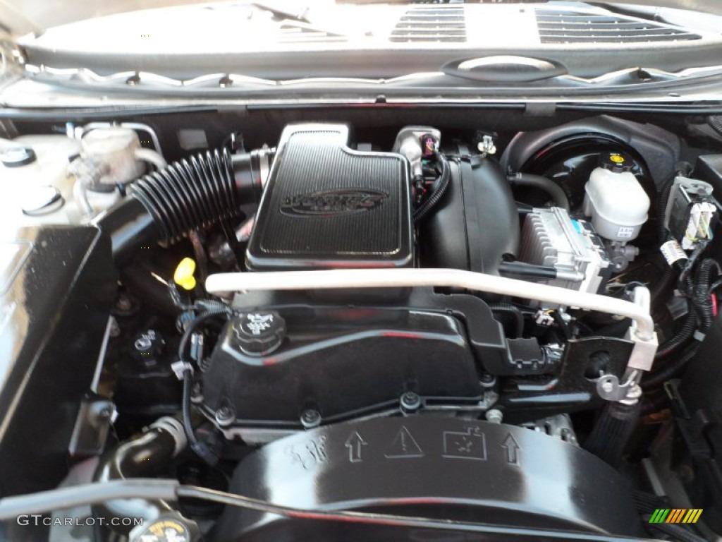 2005 Chevrolet Trailblazer Ext Lt 4 2 Liter Dohc 24 Valve Vortec Inline 6 Cylinder Engine
