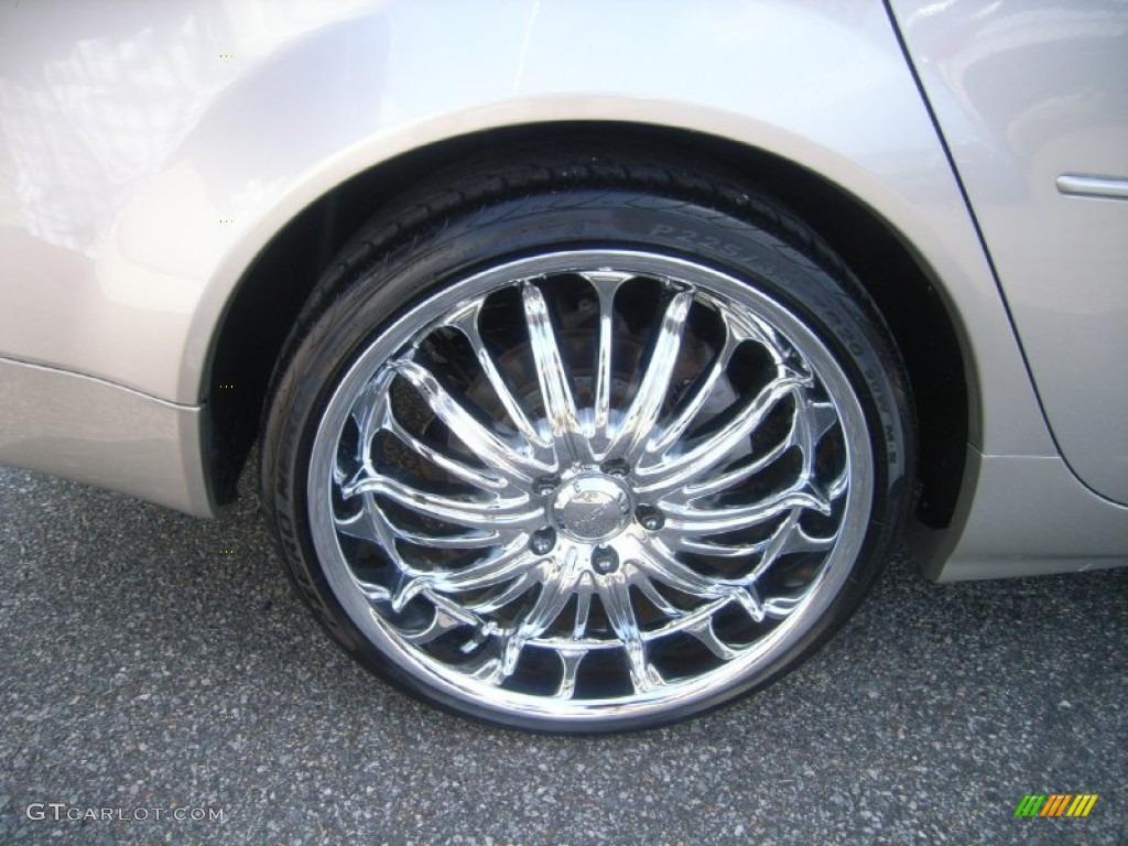2005 Cadillac Cts Sedan Custom Wheels Photos Gtcarlot Com