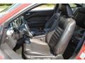 Dark Charcoal Interior Photo for 2006 Ford Mustang #54148203