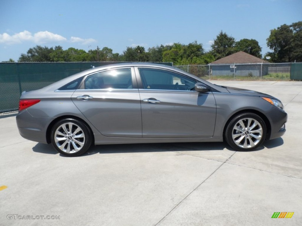 harbor gray metallic 2012 hyundai sonata limited 2 0t exterior photo 54148977. Black Bedroom Furniture Sets. Home Design Ideas