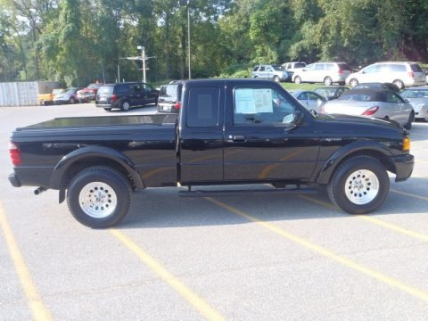 2005 ford ranger tremor supercab 4x4 data info and specs. Black Bedroom Furniture Sets. Home Design Ideas