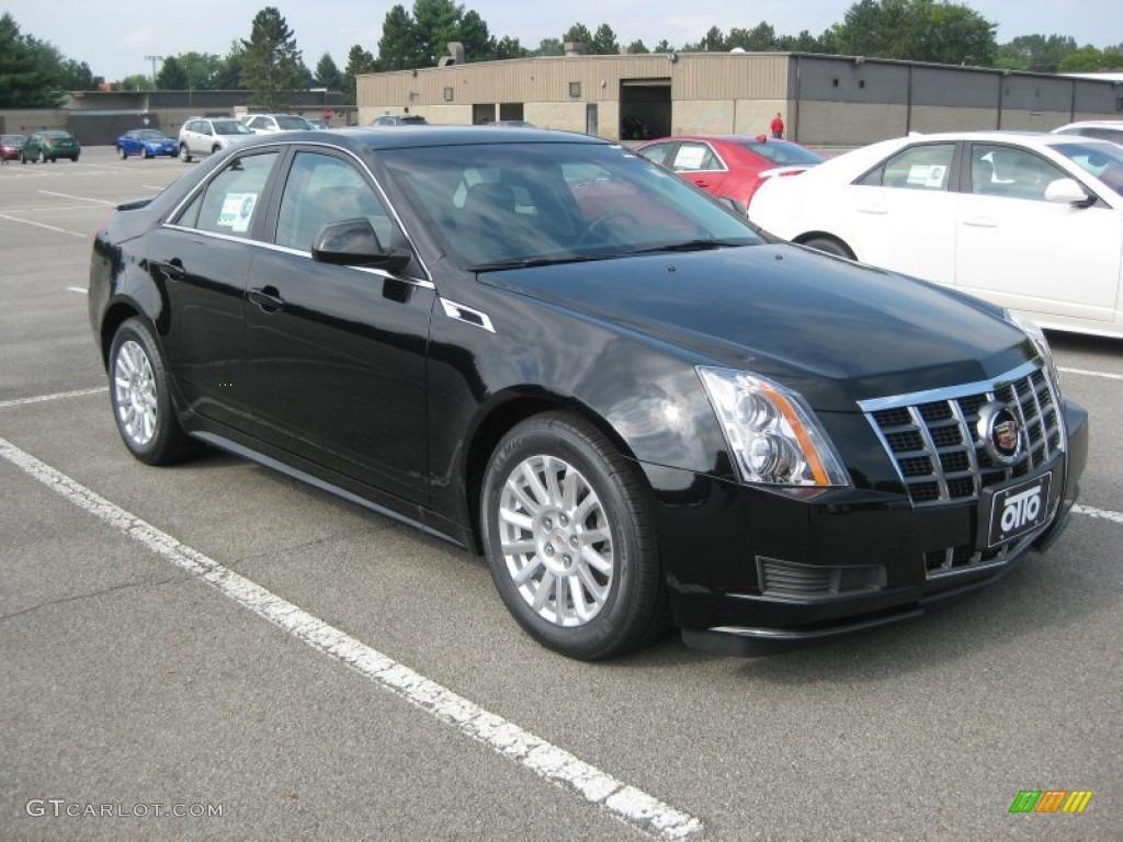 2012 Black Raven Cadillac Cts 4 3 0 Awd Sedan 53982687