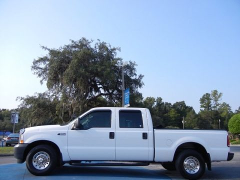 2003 Ford F250 Super Duty XL Crew Cab Data, Info and Specs