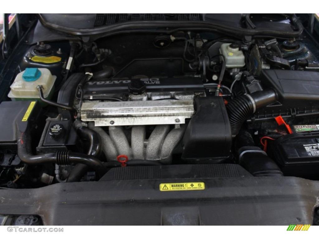 1995 volvo 850 engine