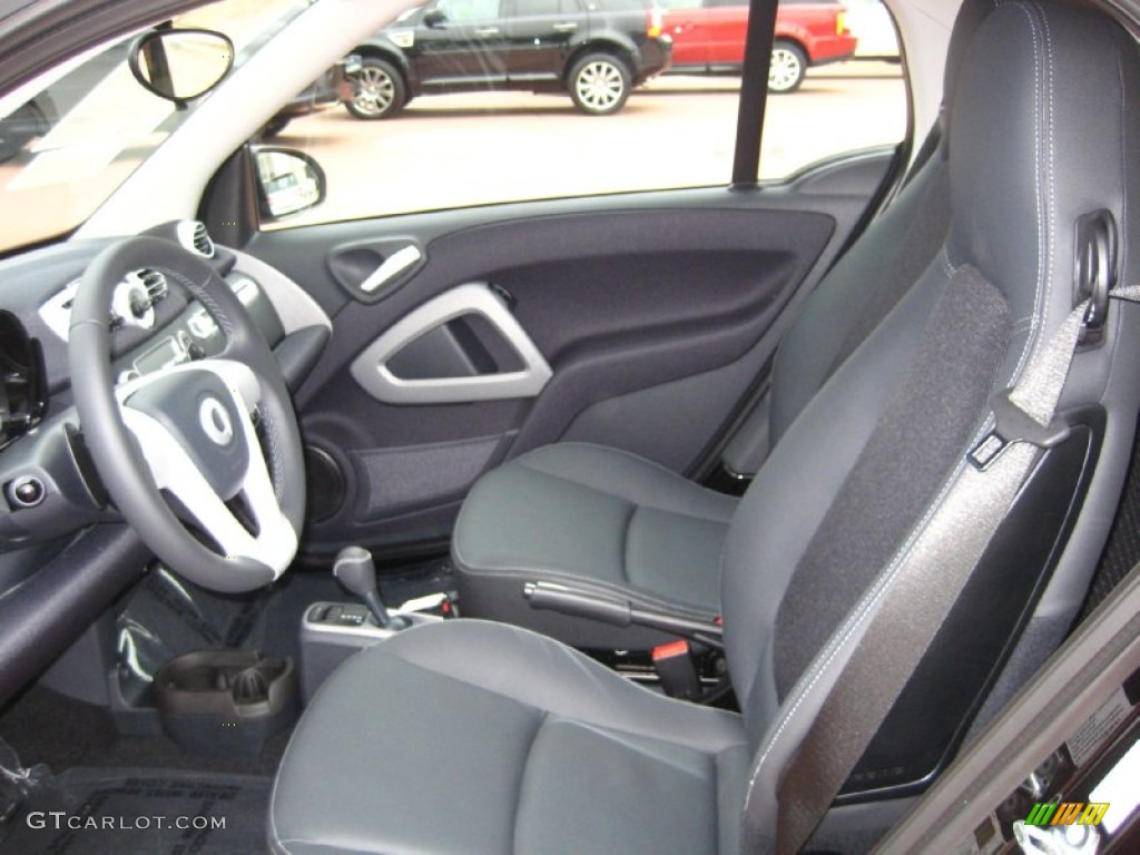 2011 smart fortwo passion coupe interior photo 54178394. Black Bedroom Furniture Sets. Home Design Ideas