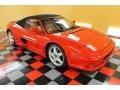 1997 Red Ferrari F355 Spider  photo #1