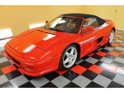 1997 Ferrari F355 Spider Data, Info and Specs