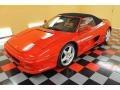 Red 1997 Ferrari F355 Spider Exterior