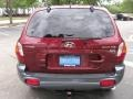 2004 Merlot Red Hyundai Santa Fe LX  photo #8