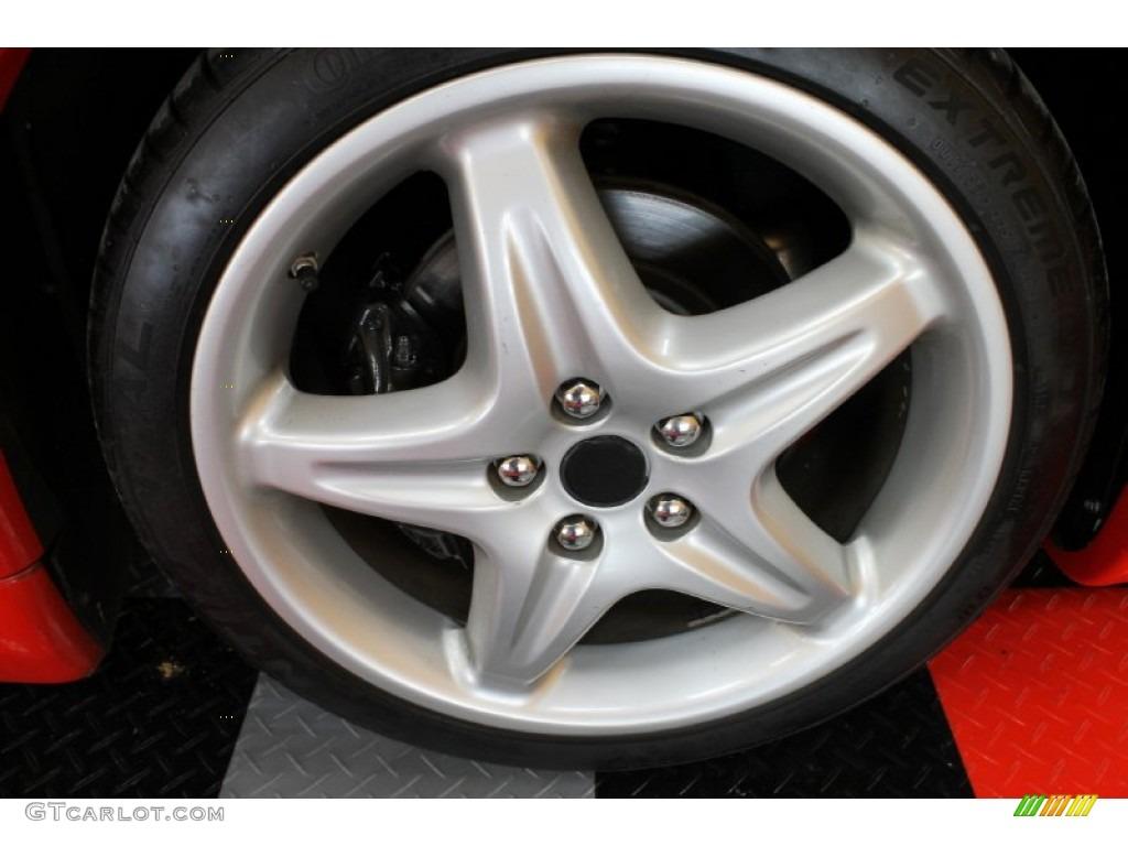 1997 Ferrari F355 Spider Wheel Photo #54179380