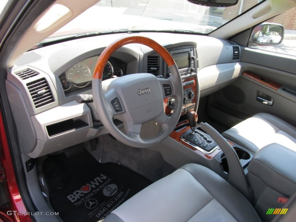 2006 Jeep Grand Cherokee Overland 4x4 Interior Photo 54180652