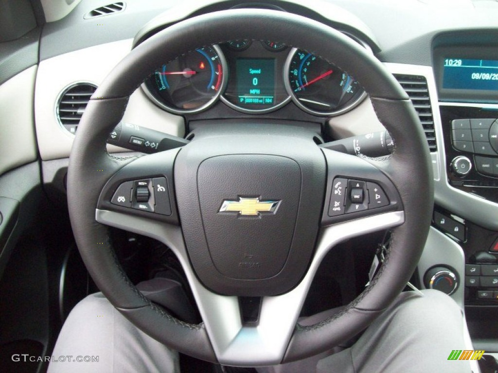 2012 chevrolet cruze eco medium titanium steering wheel. Black Bedroom Furniture Sets. Home Design Ideas