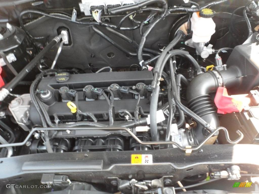 2012 ford escape xls 2 5 liter dohc 16 valve duratec 4 cylinder engine photo 54208470. Black Bedroom Furniture Sets. Home Design Ideas