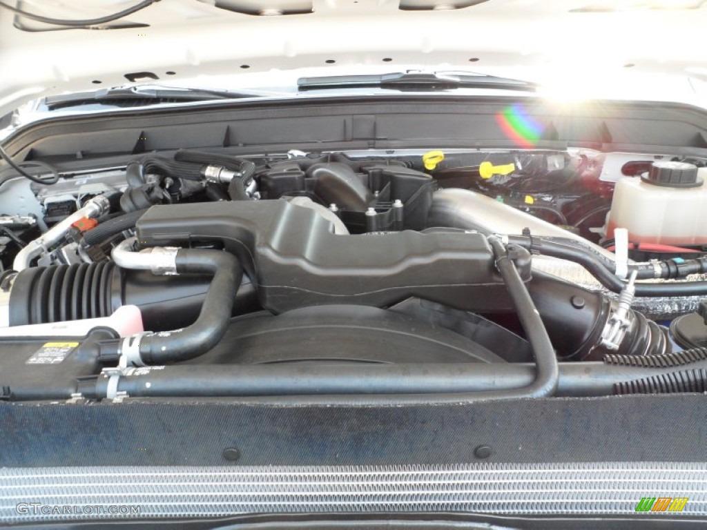 2012 F250 Super Duty Lariat Crew Cab 4x4 - White Platinum Metallic Tri-Coat / Adobe photo #21