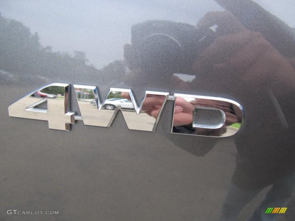 2011 CR-V EX 4WD - Polished Metal Metallic / Gray photo #4