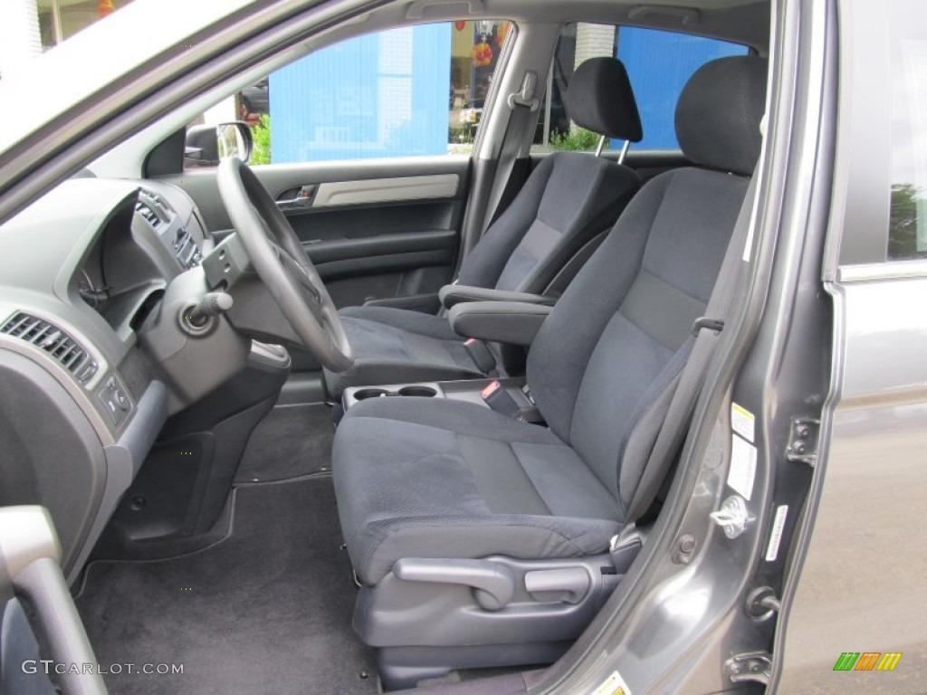 2011 CR-V EX 4WD - Polished Metal Metallic / Gray photo #8