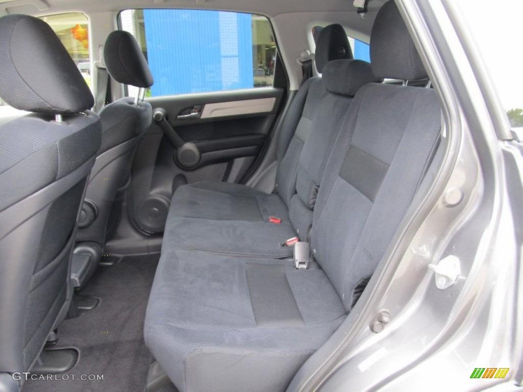 2011 CR-V EX 4WD - Polished Metal Metallic / Gray photo #10