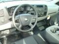 2011 Imperial Blue Metallic Chevrolet Silverado 1500 Regular Cab 4x4  photo #4
