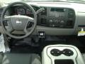 2012 Summit White Chevrolet Silverado 1500 Work Truck Extended Cab  photo #4