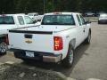 Summit White - Silverado 1500 Work Truck Extended Cab 4x4 Photo No. 2