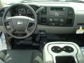 Dashboard of 2012 Silverado 1500 Work Truck Extended Cab 4x4