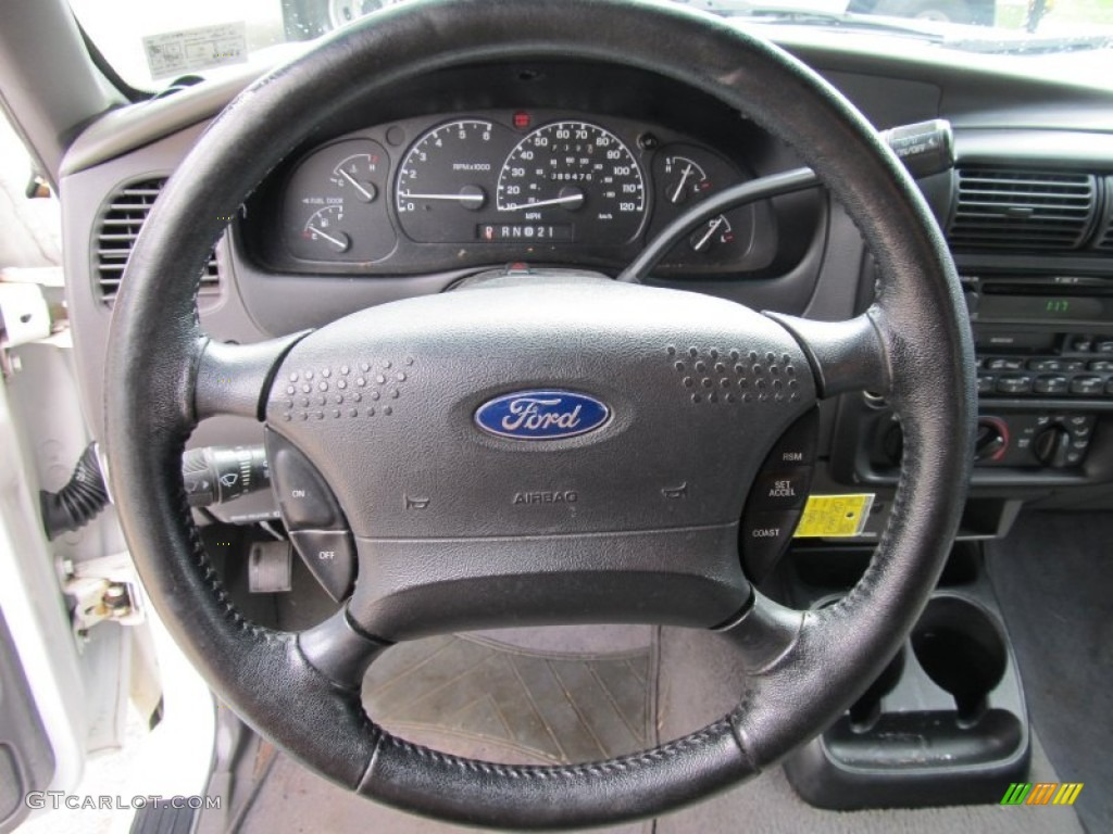 2001 ford ranger xlt supercab 4x4 steering wheel photos. Black Bedroom Furniture Sets. Home Design Ideas