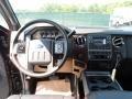 2012 Black Ford F250 Super Duty Lariat Crew Cab 4x4  photo #30