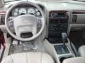 Taupe Dashboard Photo for 2002 Jeep Grand Cherokee #54224763