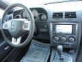Dark Slate Gray Dashboard Photo for 2012 Dodge Challenger #54234702