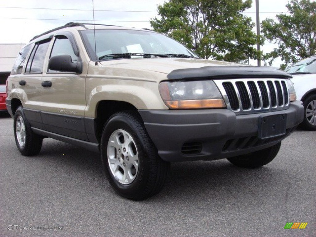 2001 jeep grand cherokee laredo champagne pearl color sandstone. Cars Review. Best American Auto & Cars Review