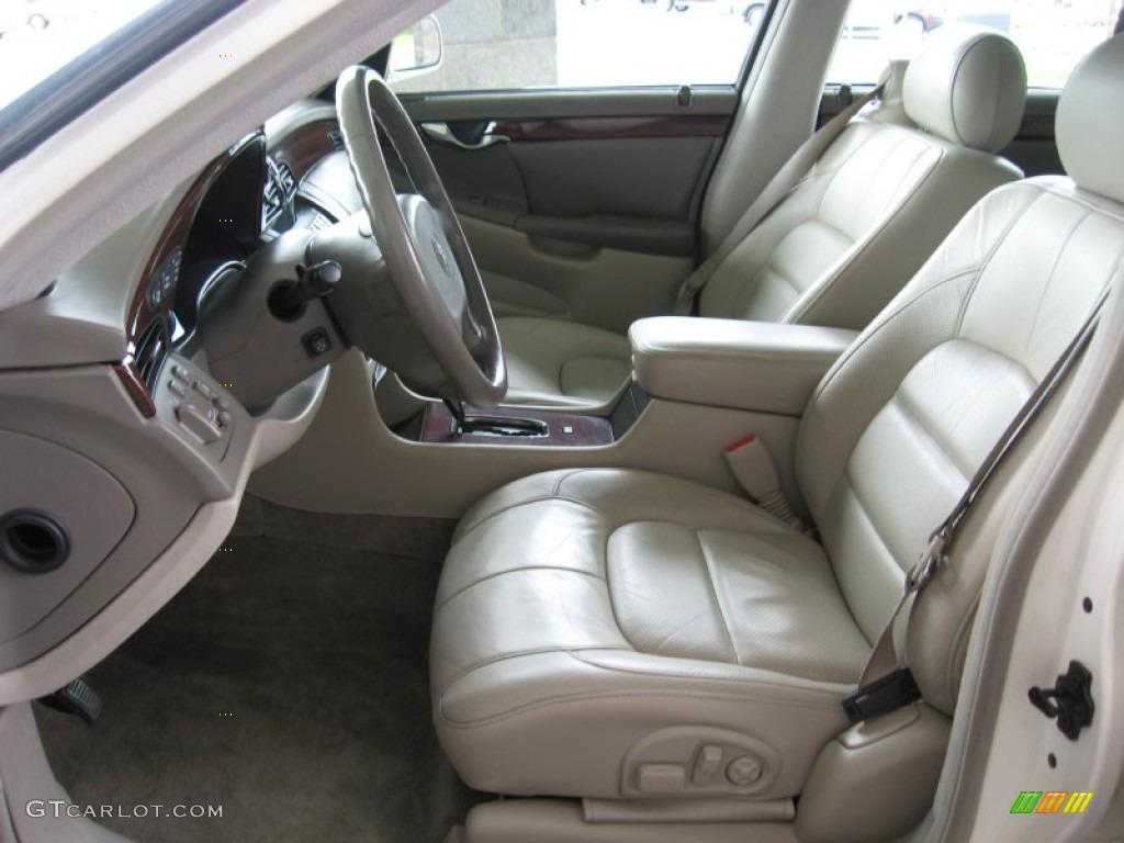 2000 Cadillac Deville Dts Interior Photo 54242514