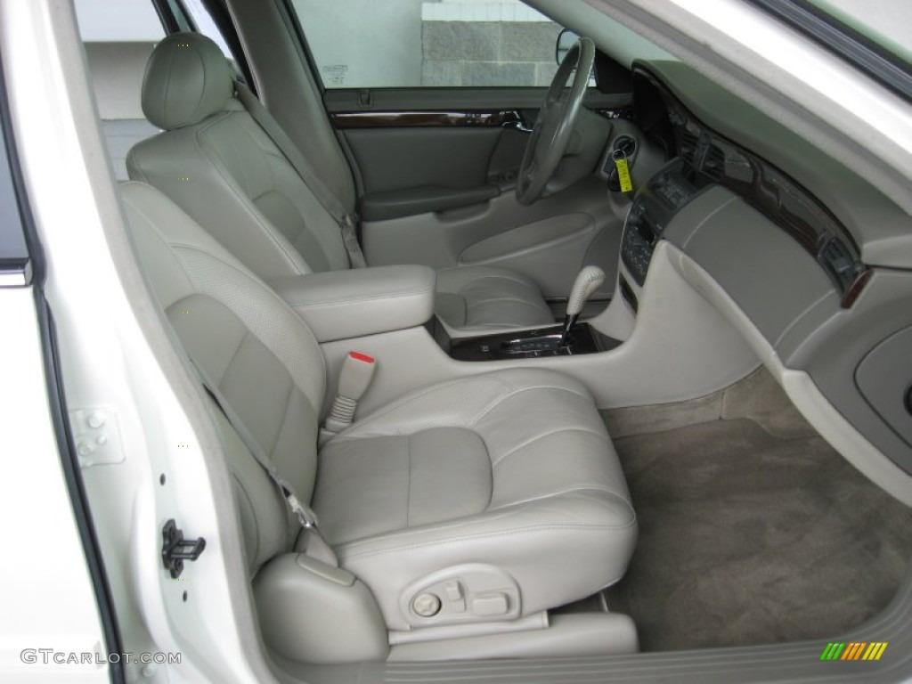 2000 Cadillac Deville Dts Interior Photo 54242573