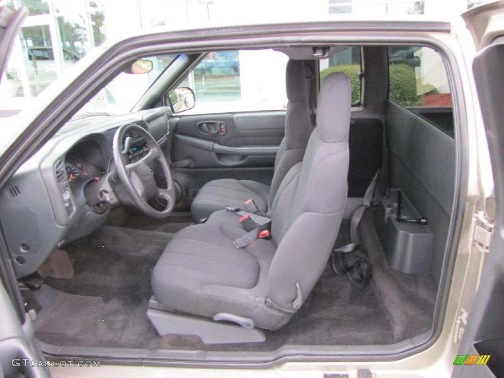 2003 Gmc Sonoma Sls Extended Cab Interior Photo 54242717 Gtcarlot Com