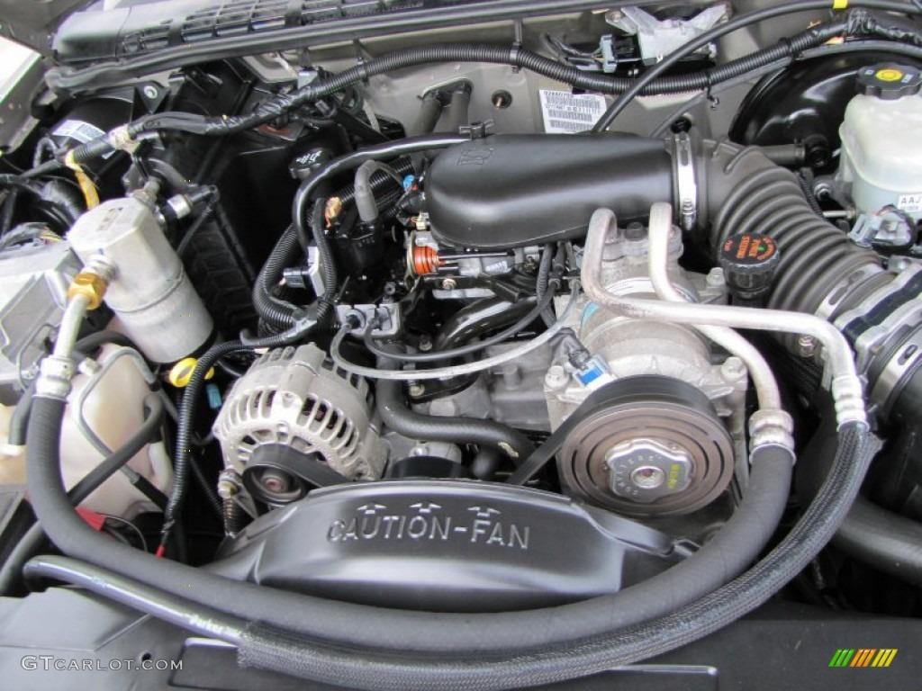 2003 GMC Sonoma SLS Extended Cab 4 3 Liter OHV 12V Vortec