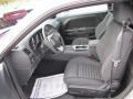 Dark Slate Gray Interior Photo for 2012 Dodge Challenger #54243569