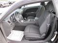 Dark Slate Gray Interior Photo for 2012 Dodge Challenger #54243770