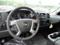 2011 Black Chevrolet Silverado 1500 LT Extended Cab 4x4  photo #12