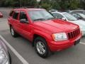 Flame Red 1999 Jeep Grand Cherokee Gallery