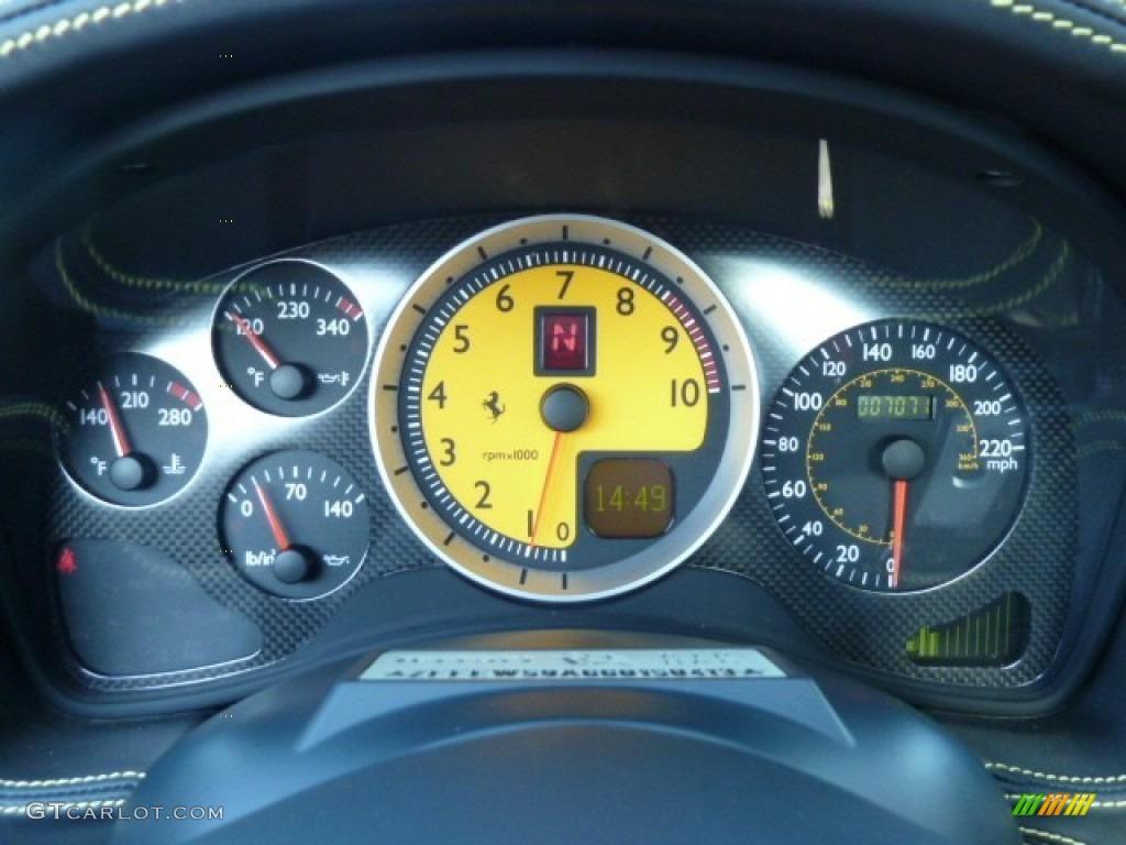 2006 Ferrari F430 Spider F1 Gauges Photo 54255296