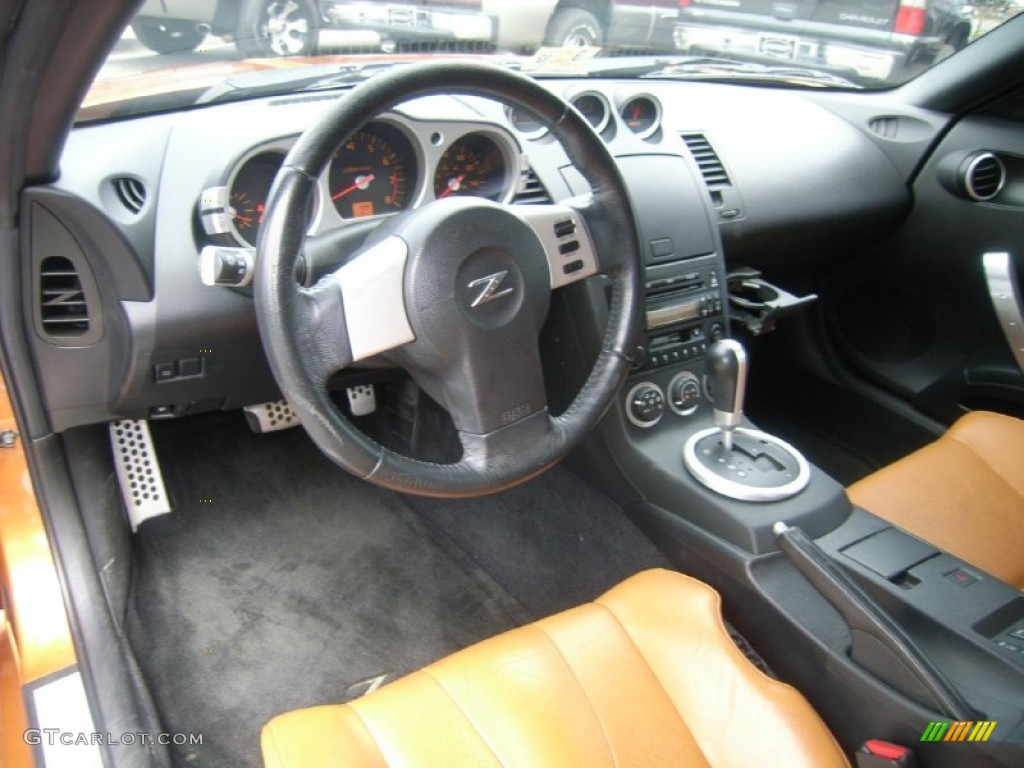 2004 nissan 350z touring coupe interior photo 54261179. Black Bedroom Furniture Sets. Home Design Ideas