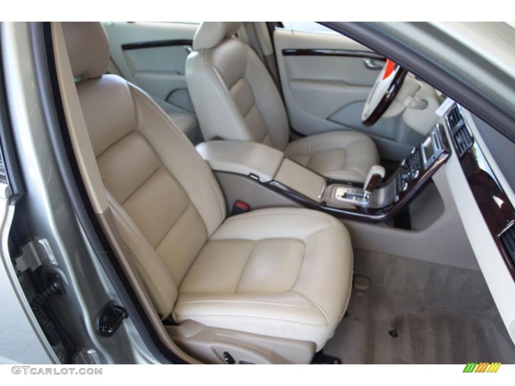 Volvo S80 2008 Interior Interior 2008 Volvo S80 v8