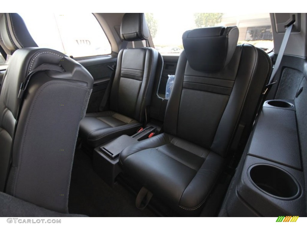 r design off black interior 2012 volvo xc90 3 2 r design. Black Bedroom Furniture Sets. Home Design Ideas