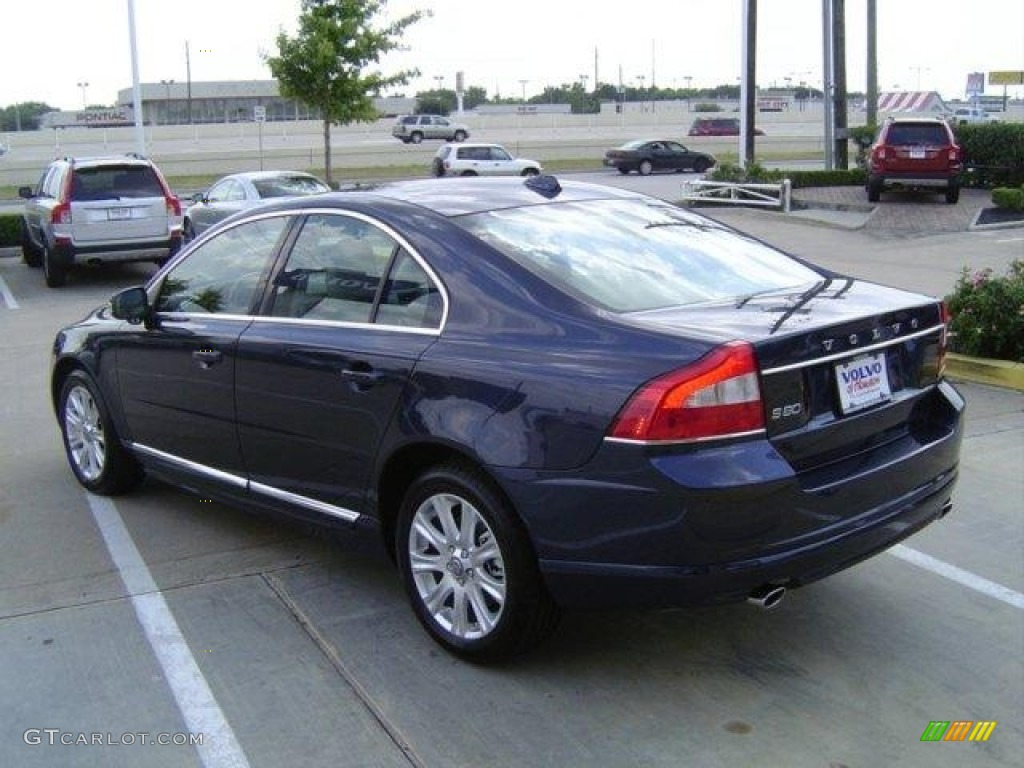 2011 caspian blue metallic volvo s80 3 2 inscription. Black Bedroom Furniture Sets. Home Design Ideas