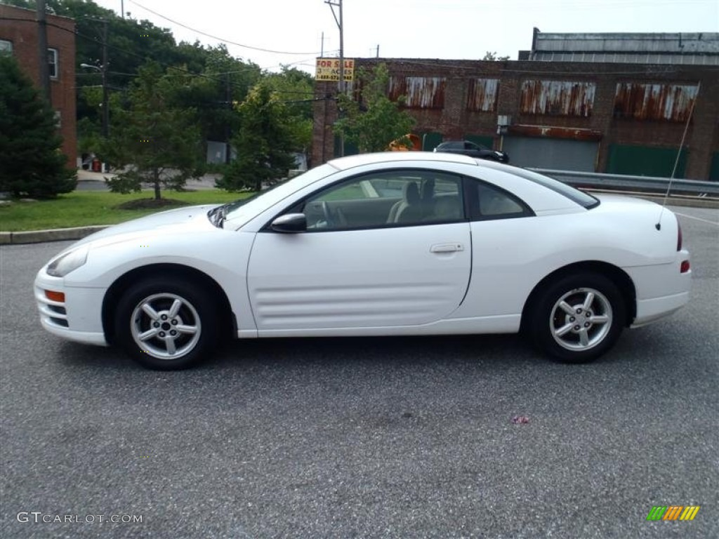 northstar white 2000 mitsubishi eclipse rs coupe exterior. Black Bedroom Furniture Sets. Home Design Ideas