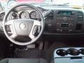 2012 Blue Granite Metallic Chevrolet Silverado 1500 LT Extended Cab 4x4  photo #7