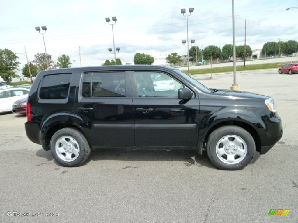 Crystal black pearl 2012 honda pilot lx 4wd exterior photo - 2012 honda pilot exterior colors ...