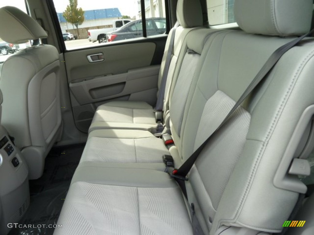 Gray interior 2012 honda pilot lx 4wd photo 54293816 - 2012 honda pilot exterior colors ...
