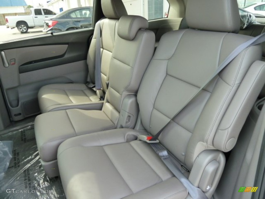 truffle interior 2012 honda odyssey ex l photo 54294300. Black Bedroom Furniture Sets. Home Design Ideas