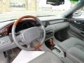 2005 Cadillac DeVille Dark Gray Interior Prime Interior Photo