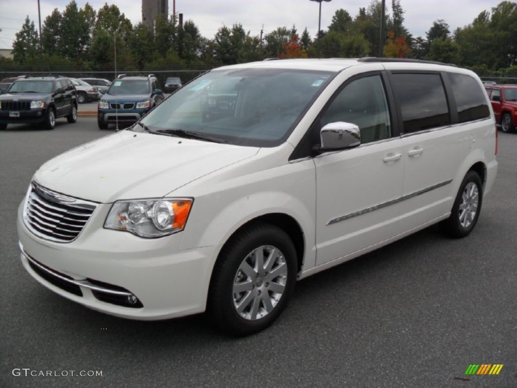 2012 stone white chrysler town country touring l 54257104 photo 3 car. Black Bedroom Furniture Sets. Home Design Ideas